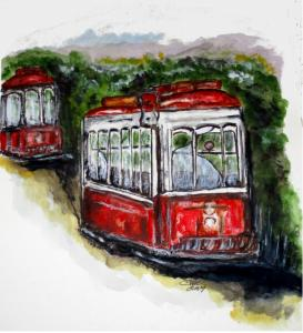 Trolley Car Memories