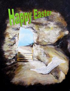 Wishing A Happy Easter
